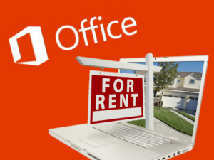 A new flexible way to get Microsoft Office